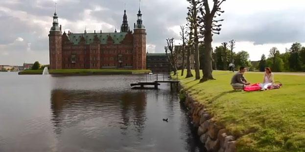 Международен транспорт до Дания