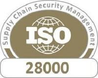 ISO 28000 сигурност на доставките