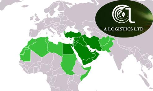 Внос и износ за Близкия Изток