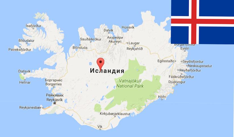 Транспорт за Исландия