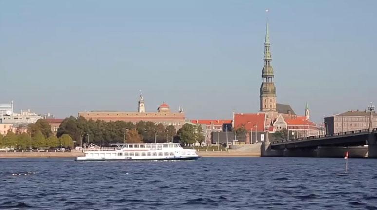 Транспорт за Латвия