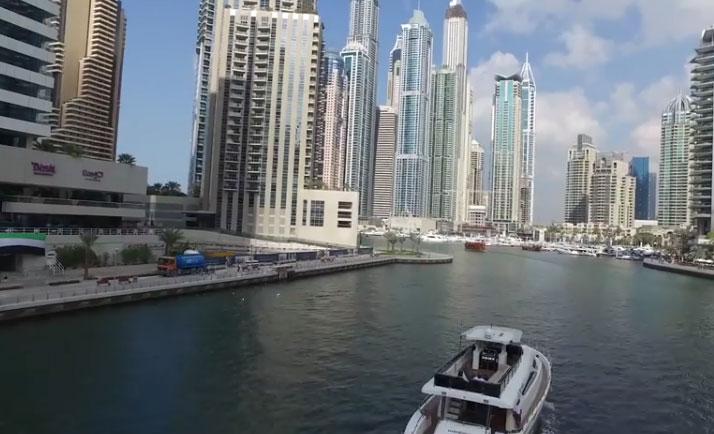 Експресен транспорт до Дубай