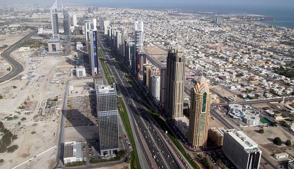 Камиони за Дубай