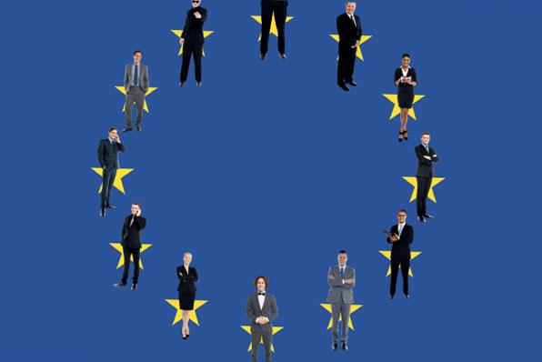пратки за Европейския съюз