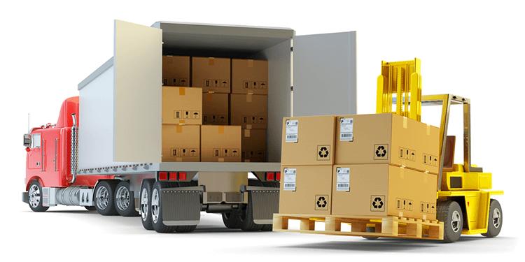 транспорт на цели товари