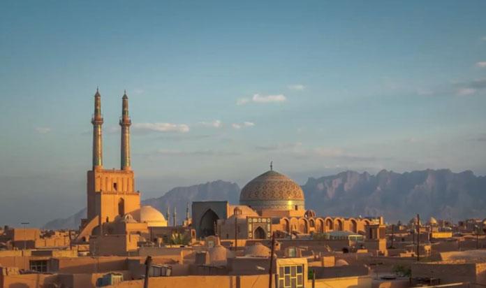 транспорт германия - иран