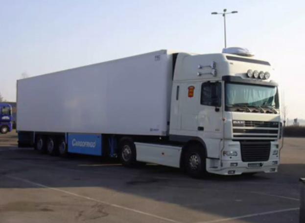 Групажен транспорт от Италия до Иран