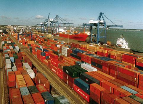 Групажни контейнерни превози