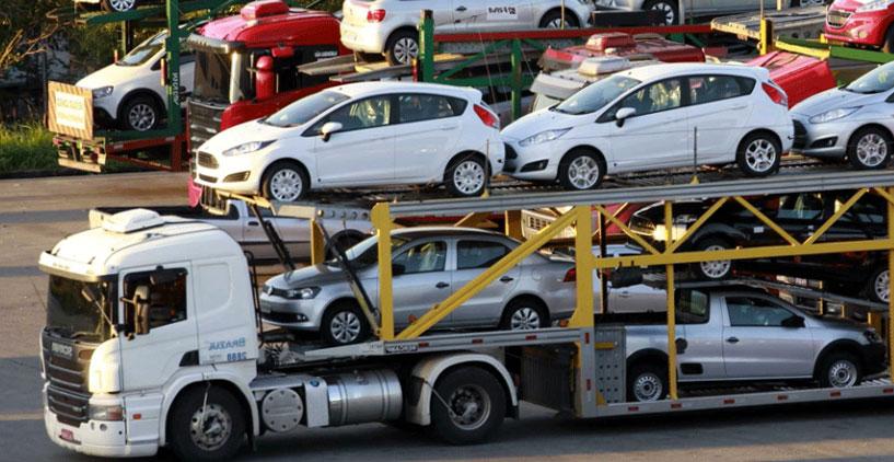 Внос на автомобили