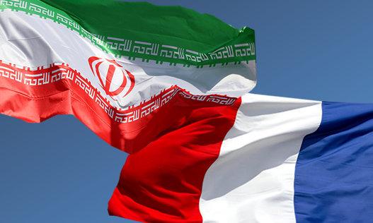 Транспорт от Франция за Иран