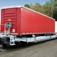 мултимодален транспорт от Европа до Иран