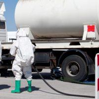 Транспорт на химикали за Русия