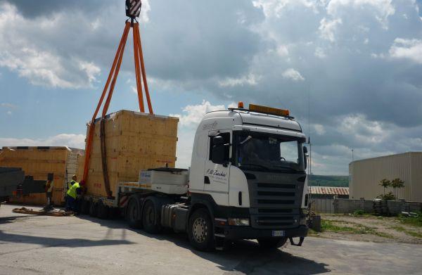 Групажен транспорт на товари софия