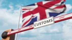 За пратки между Великобритания и ЕС