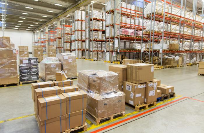Консолидиране на пратки за Норвегия